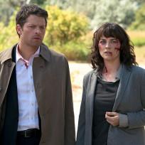 Cas and Hannah - Supernatural Season 10 Episode 3