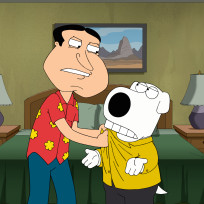 Brians new career family guy