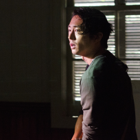 Glenn on twd