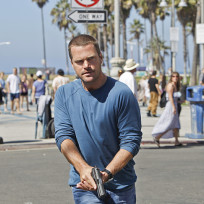 Callen in action ncis los angeles s6e4