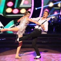 Sadie robertson and derek hough dance the charleston dancing wit
