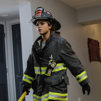 Dawson participates in a rescue - Chicago Fire Season 3 Episode 6