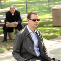 Mcgee making the drop ncis s12e6