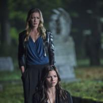 Laurel and nyssa arrow s3e4