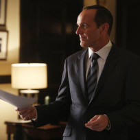 Coulson Meets with Senator Ward - Agents of S.H.I.E.L.D. Season 2 Episode 6