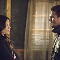 Arrow and nyssa