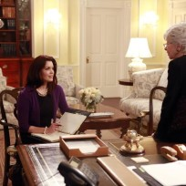 Mellie makes a move scandal