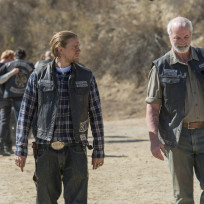 "Sons of Anarchy Photos from ""A Separation of Crows"""