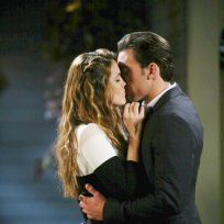 A first kiss days of our lives