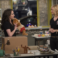 A precious gift 2 broke girls