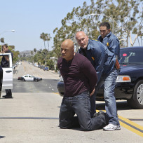 Sam is arrested ncis los angeles