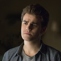 Stefan Up Close - The Vampire Diaries