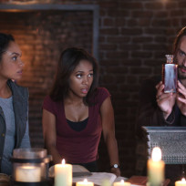 Deadly Poison - Sleepy Hollow Season 2 Episode 6
