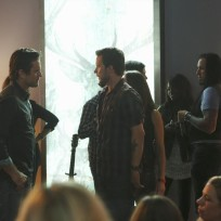 Deacon and will have words nashville s3e6