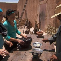 Moroccan run the amazing race