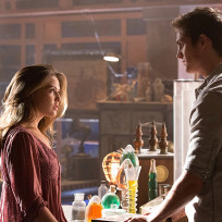 Kaleb and Davina - The Originals Season 2 Episode 7