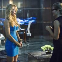 Welcome Donna - Arrow Season 3 Episode 5