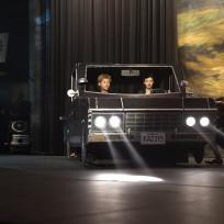 Cardboard Impala - Supernatural Season 10 Episode 5