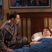 Leonards surgery the big bang theory