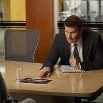 "Booth Questions Sandra Zins in ""The Lost Love in the Foreign Land"" - Bones Season 10 Episode 6"