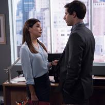 Jake and Sophia - Brooklyn Nine-Nine