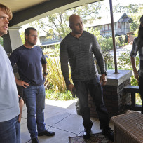 The cartel connection ncis los angeles
