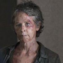 Carol close up the walking dead s5e6
