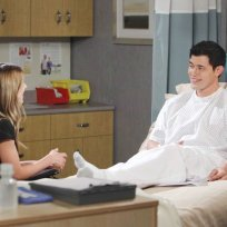 Jordan's New Patient - Days of Our Lives