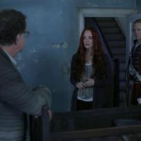 Katrina Returns to Abraham - Sleepy Hollow Season 2 Episode 8