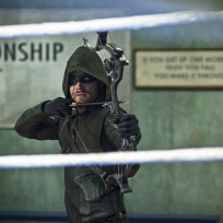 Gotcha - Arrow Season 3 Episode 6