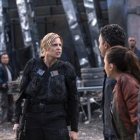 Tensions rise the 100