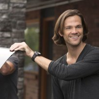 Smile on supernatural
