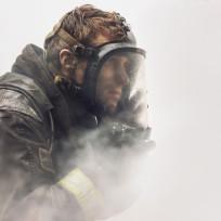 Casey through the smoke - Chicago Fire Season 3 Episode 8