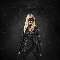 Black canary is born arrow