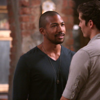 Marcel vs. Kaleb - The Originals Season 2 Episode 8