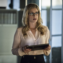 Thank You - Arrow Season 3 Episode 7