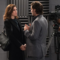Going negative the good wife