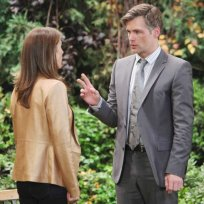 Hope Calls Out Aidan - Days of Our Lives