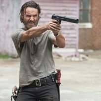 Rick fires the walking dead s5e7