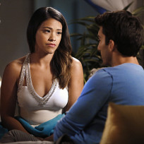 Jane with Rafael - Jane the Virgin