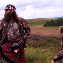 Robertsons in scotland duck dynasty