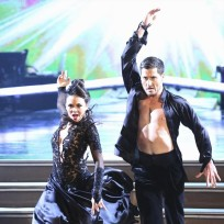 Janel and vals paso doble dancing with the stars