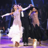 Sadie and marks foxtrot dancing with the stars s19e11