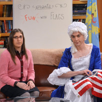 Fun with flags the big bang theory