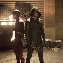 Together Again - The Flash Season 1 Episode 8