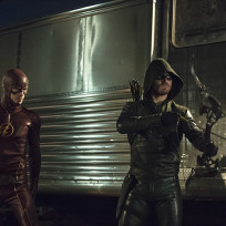 The flash and the arrow s3e8
