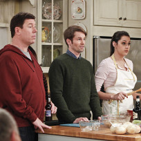 The girlfriend issue the mccarthys