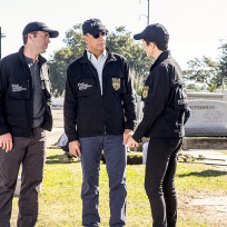 A cold case ncis new orleans
