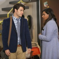 Helping peter the mindy project