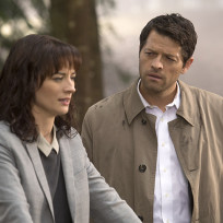 Hannah and castiel supernatural s10e7
